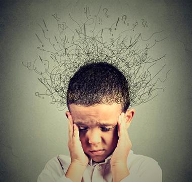 Тревожные расстройства в практике педиатра и детского невролога