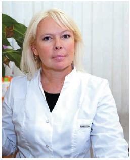 профессор Юлия Эдуардовна Доброхотова