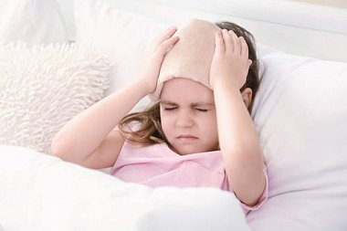 Мигрень у детей. Особенности диагностики и современные возможности терапии
