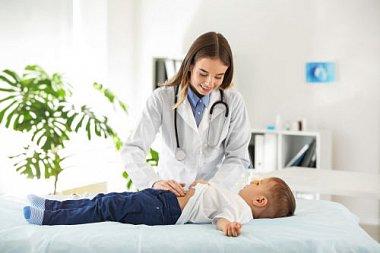 Гастроэнтерологические аспекты ведения детей с детским церебральным параличом (обзор литературы)